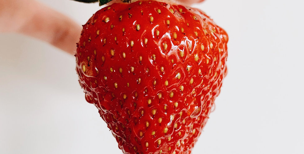 Organic Strawberries 1lb