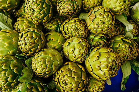 Artichokes, (globe or french), cooked, boiled, drained, with salt