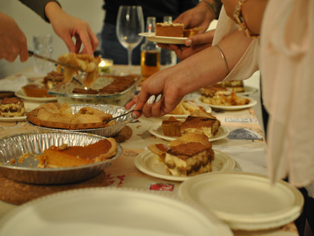"""What Can I Bring?"" Ten Rules for Bringing a Sharing Dish to a Holiday Party"