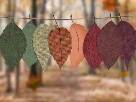 Decorate Three Ways With Fall Leaves