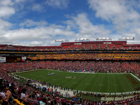 What's next for FedEx Field?