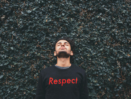Gaining RESPECT for ourselves and our world.