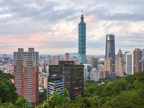 $636 Round Trip ATL to Taiwan!