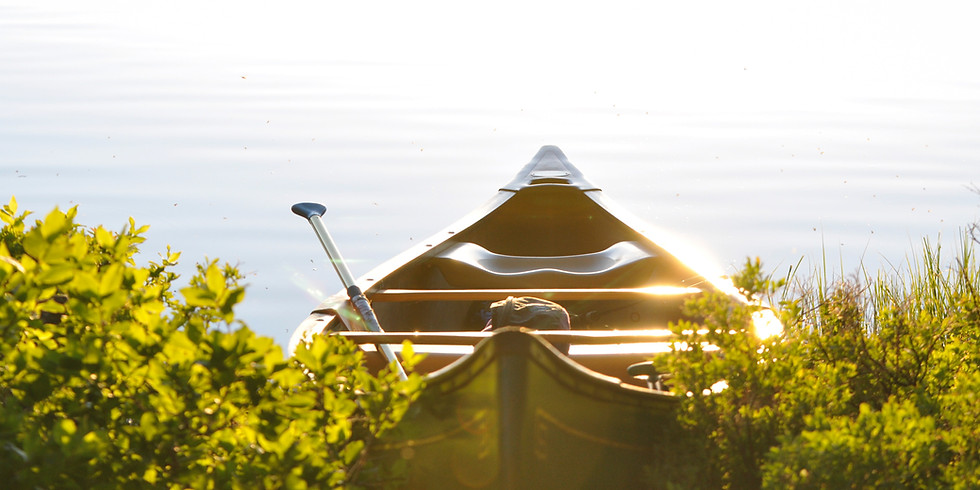 Kanotur med overnatting (fullbooket)