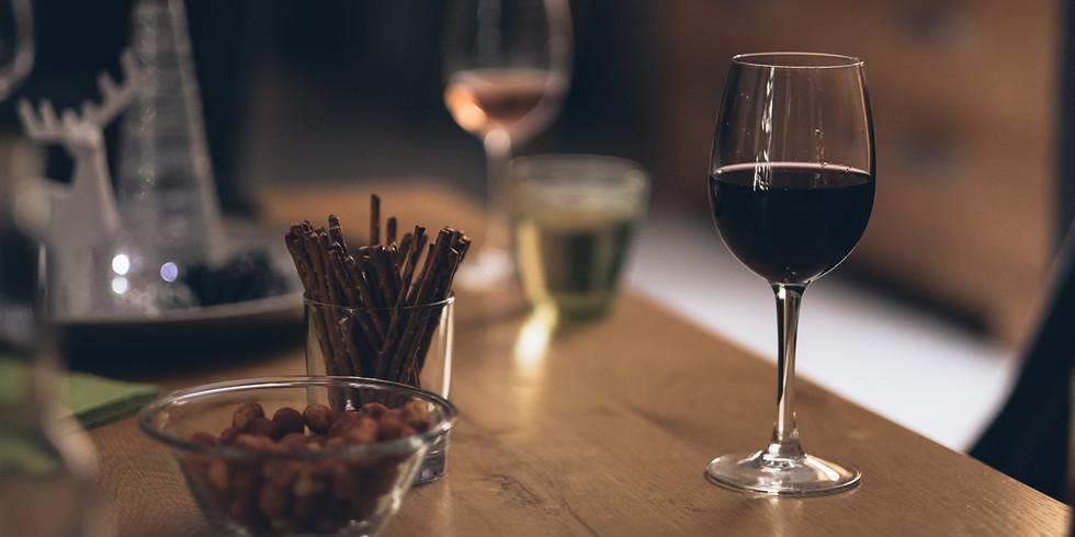 Online Wine Tasting - Chocolate Pairing