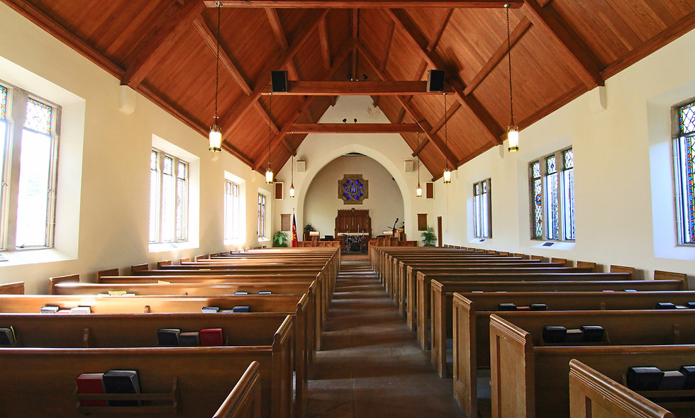 First & Calvary Presbyterian Church