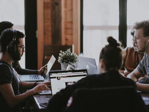 Un nouvel espace de travail | A new workspace