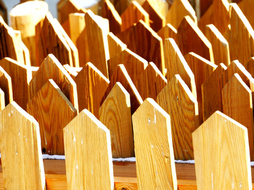 Fencing Supplies in Kent: Fence Panels, Pickets, and more
