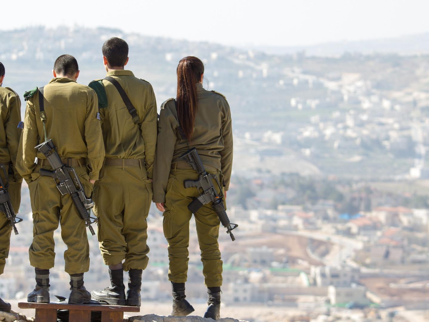 Israel's Fierce Female Fighters