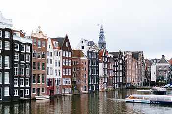 Tulips, Windmills, and Cheese: Tour of the Netherlands