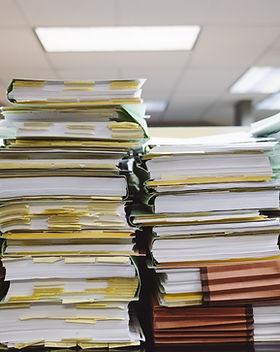 Paperwork storage