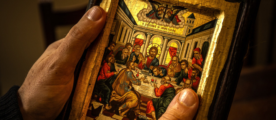 Part 2 of Nicea II and You: Conciliar Authority and Iconographic Devotion