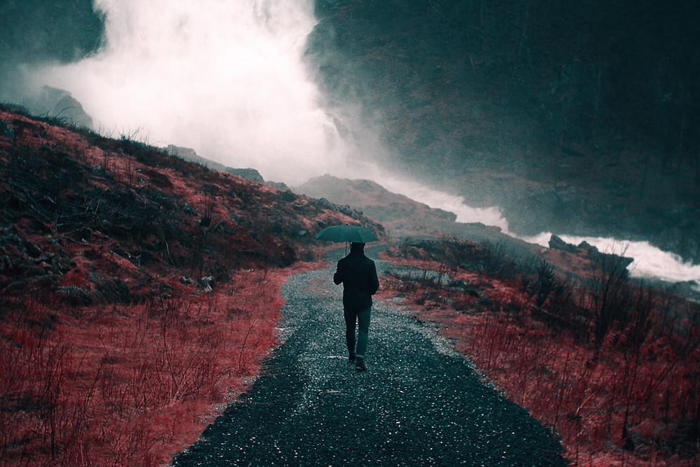 Running in the Rain Tips - Van Run Club Blog