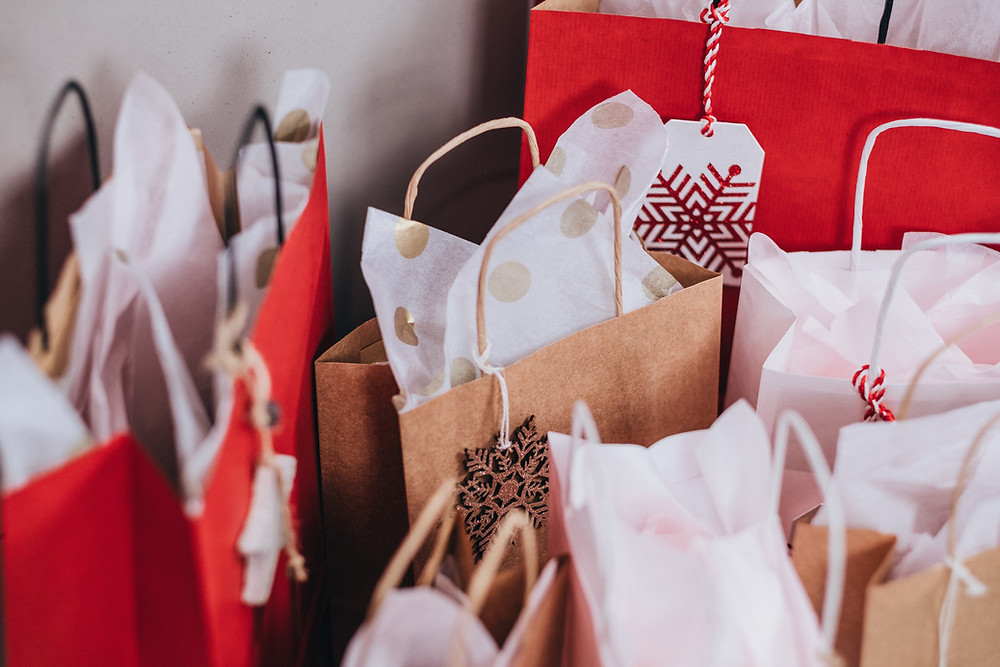 Festive Gift Bags
