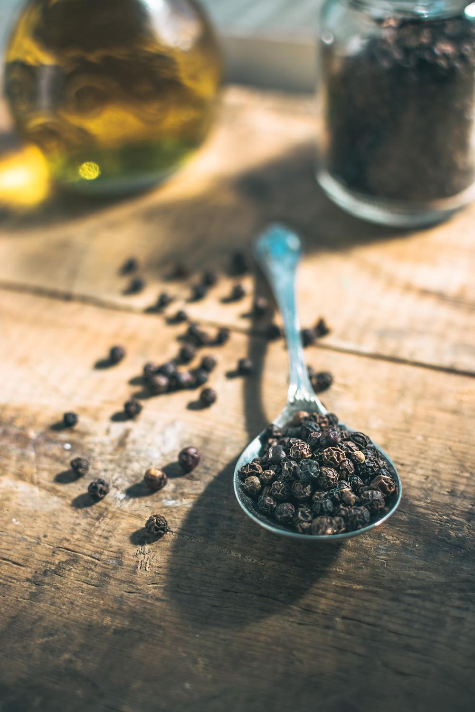 Black Pepper at Mustard Seed Sentinel