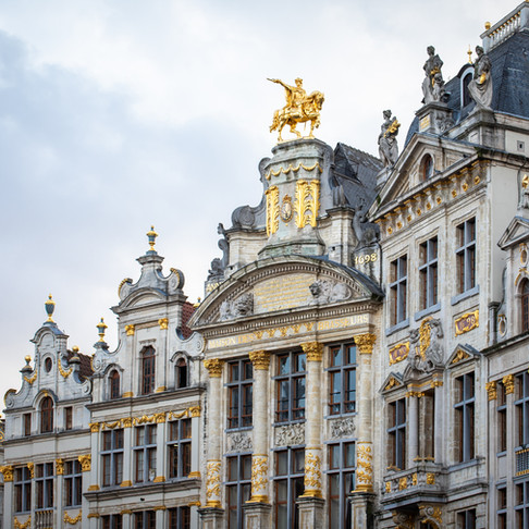 Brussels - The jewel in the Belgian crown