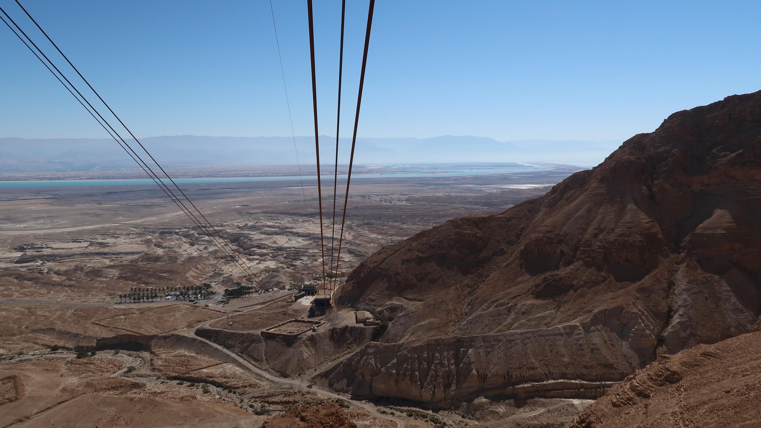 Masada Dead Sea