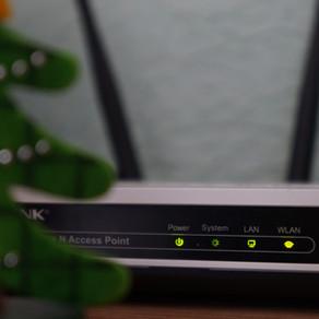 Cómo mejorar la señal de WiFi con papel aluminio