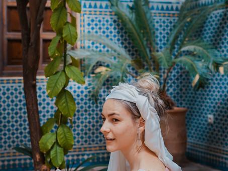 שווקים נחשקים בקזבלנקה שבמרוקו