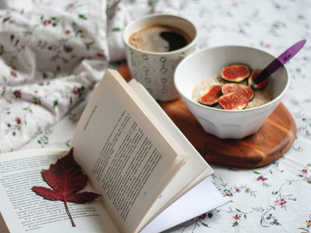 Cosy Places To Read | Blogtober Day Sixteen, 2020