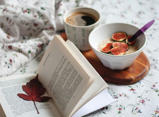 Sati's Book Club: Autumn 2020