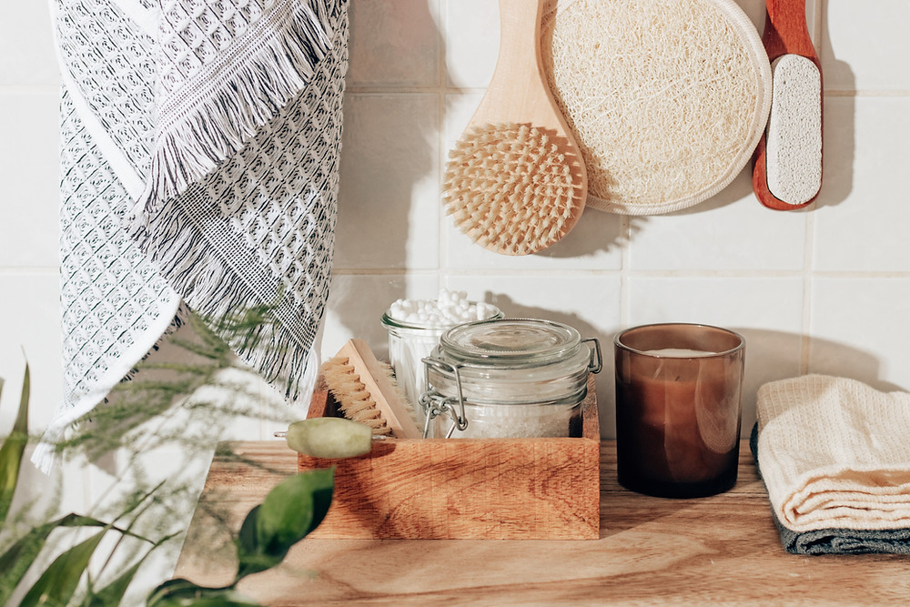 sustainable home - plastic free July