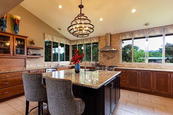 Kitchen interior Image by fran hogan