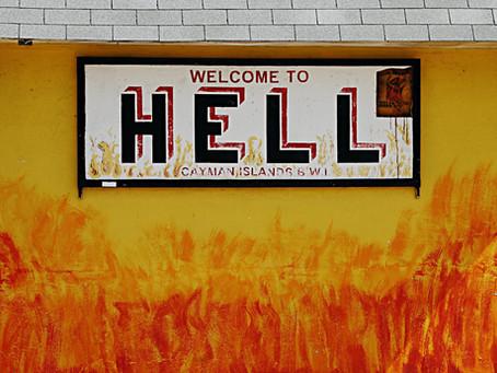 Five people I met in hell