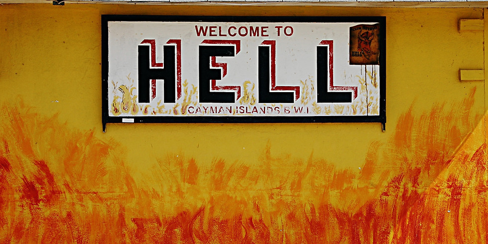 """""""Coach Johnny's 4 Hours in Hell"""""""