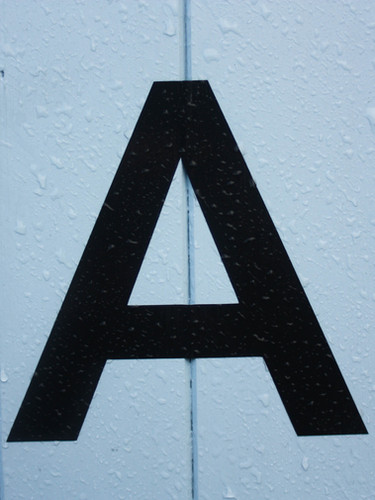 "Words Beginning with ""A"""