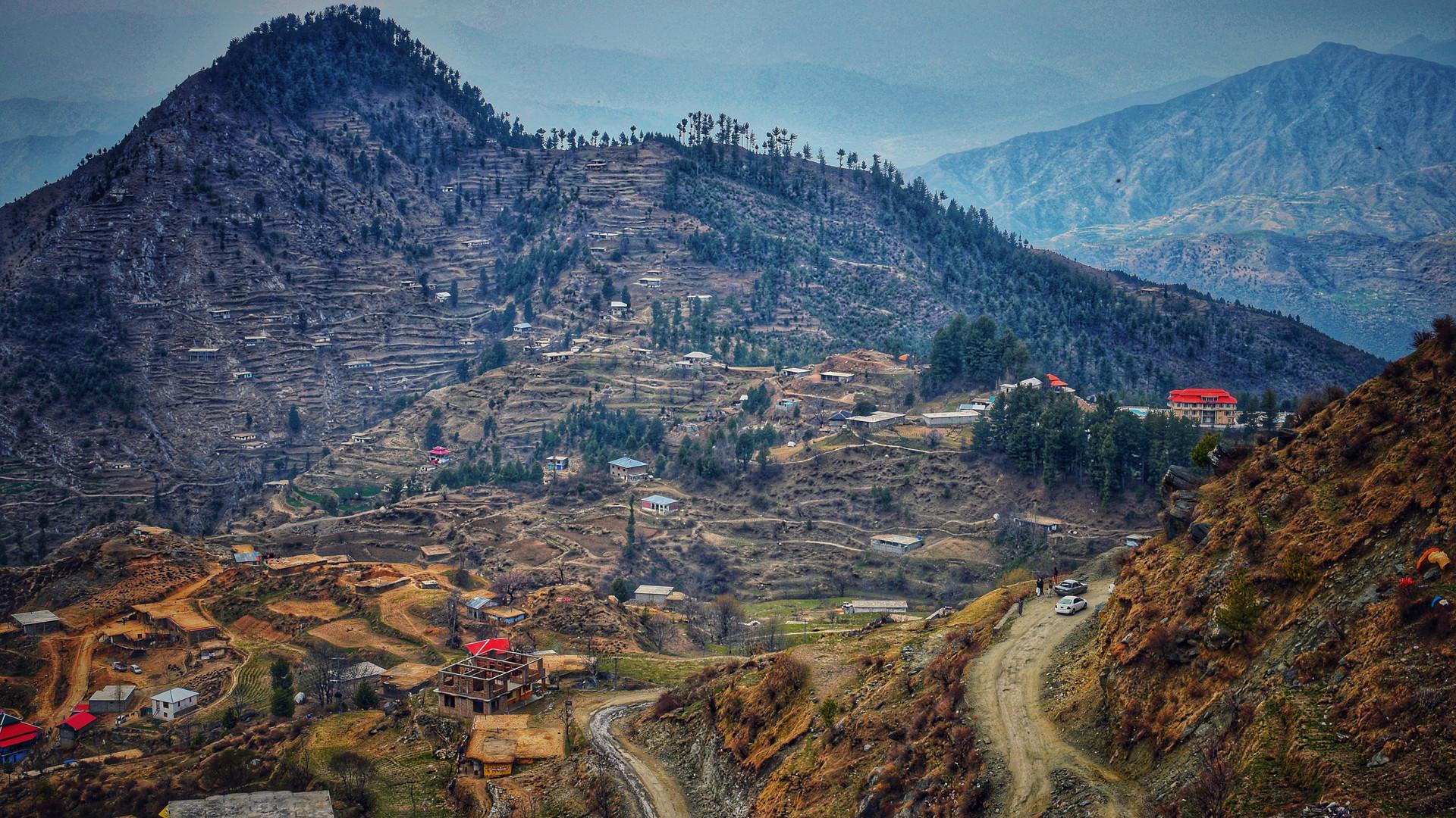 urdu mountains