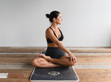 I did yoga everyday for a month and this is what I learnt