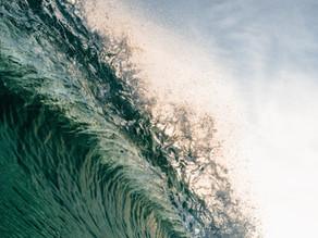 sauberes Wasser und dessen Belebung