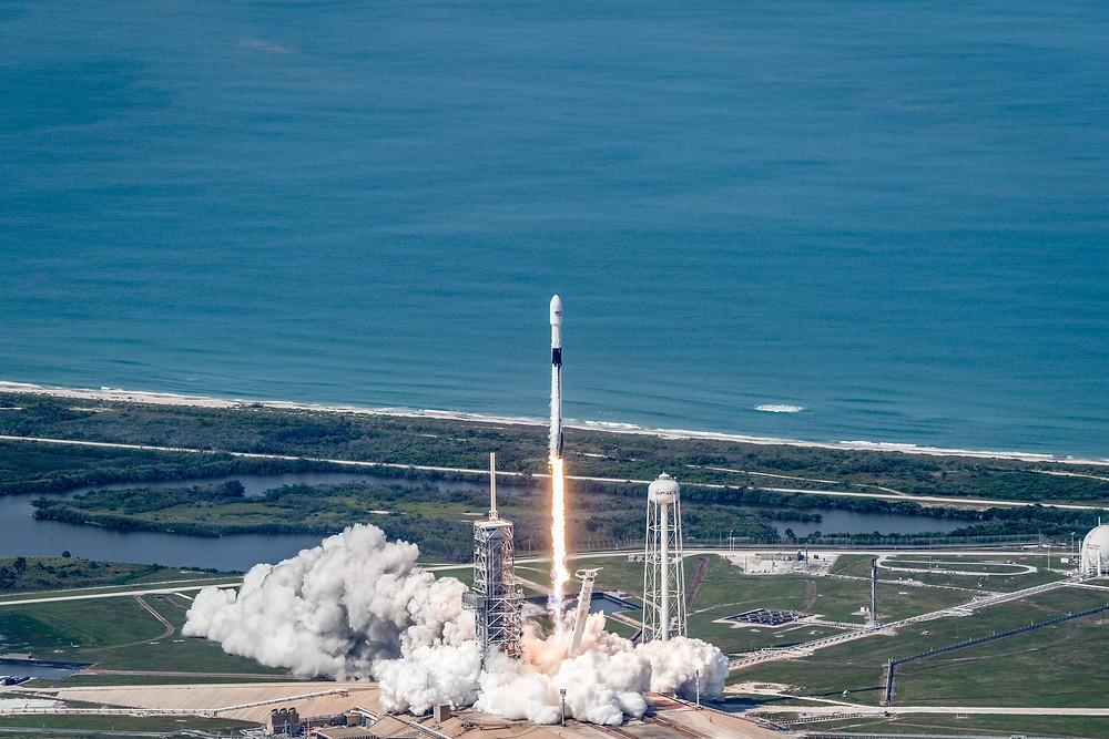 SpaceX launch elon musk falcon 9 america
