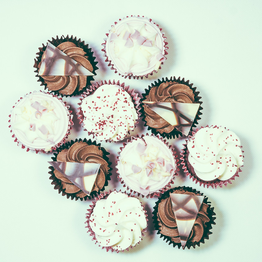 Virtual Kids & Teens: Black Bottom Cupcakes ~ 4 pm