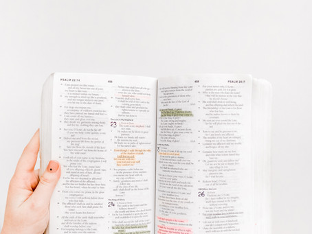Ist Gott da? | Was wir aus den Psalmen lernen können.