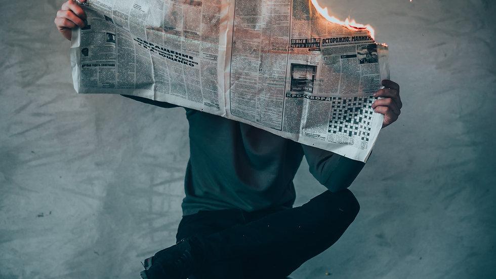 Trolle, Hass und Fake-News