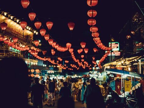 Central Vietnam - Beach Resorts, Old World Vietnam and an Amusement park?
