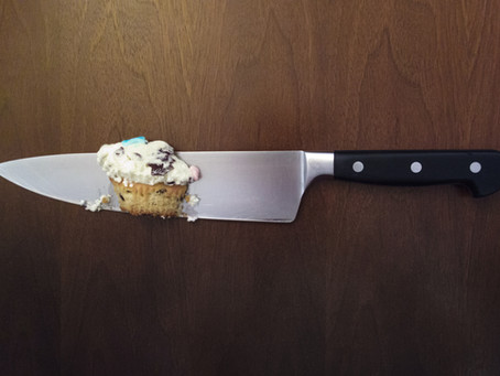 Pass me the knife – how to agree on the equity split amongst cofounders.