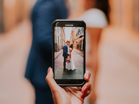 How to Market to Couples who Are Planning Virtual Weddings and Events