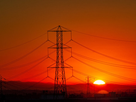 Calculating Risk of Wildfires Caused by Faulted Electric Power Lines