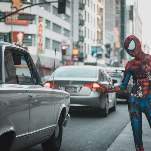Neuroception is Not the Spidey-Sense... but it's a good analogy.