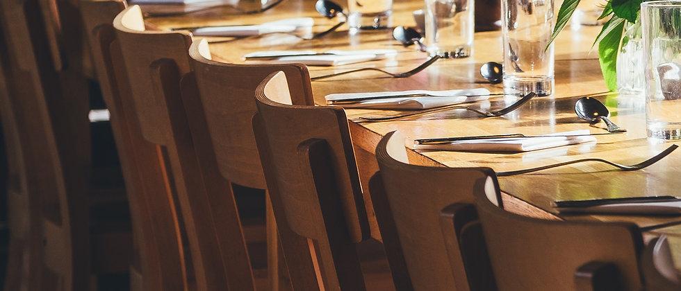Business Plan - Restaurant