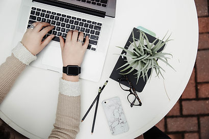 hand, keyboard, phone