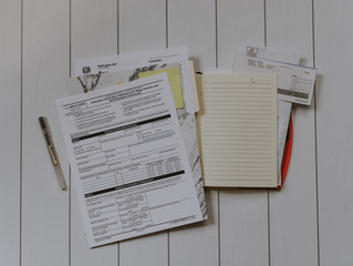 Ten Essential Documents That You Should Always Have on Hand