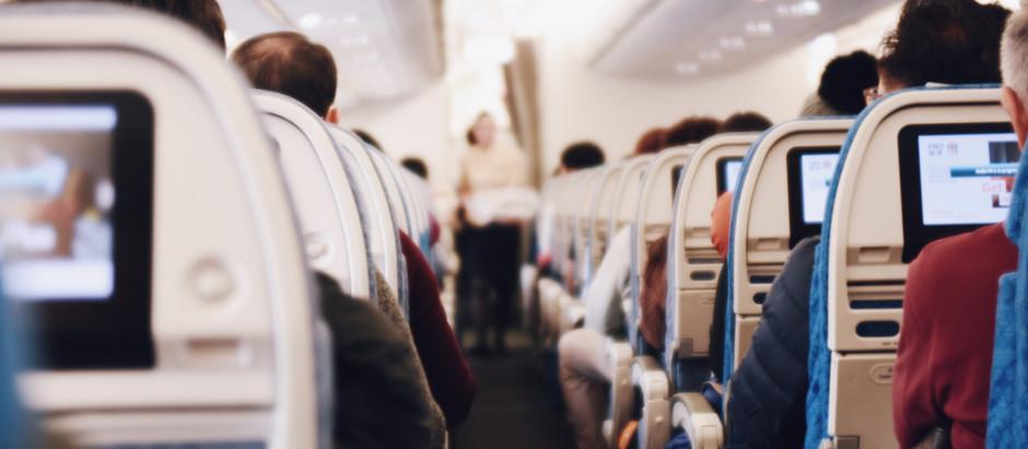 Dica de Viagem: Você sabe quais são os melhores assentos do avião?
