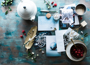 Holiday Card Season is Here! | Moreno Valley Photographer | Krystle Thomas Photography