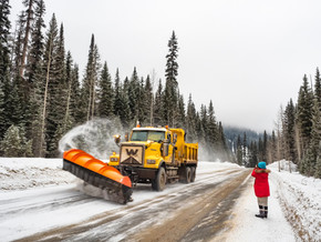 Snow Clearing Equipment Added to Provincial Fleet