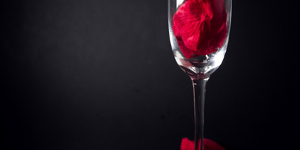 Valentine's Flowers, Local Chocolate and Wine Tasting at Greyfriars