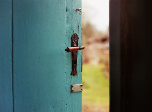 Threshold Practices & Doorknob Prayers